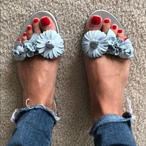 Sophia Webster Lilico Slide Sandals - 7.5